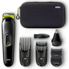 Braun Multigroomer MGK 3921 urejevalnik brade