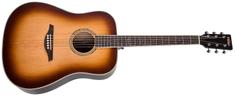 Vintage V501TSB Akustická gitara