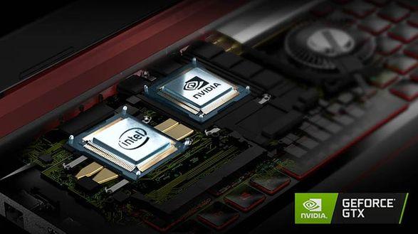 Herní notebook Acer Nitro 5 výkonný procesor Intel Core, dedikovaná grafická karta
