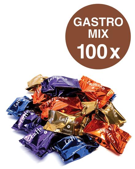 Caffesso Gastro MIX - 100 ks