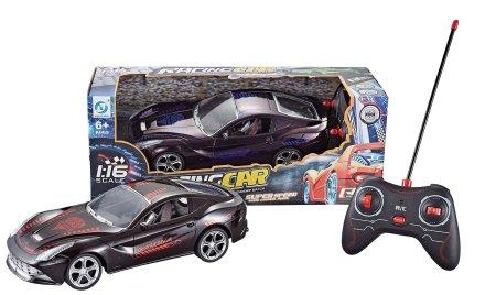 Friends športni avto, velik, črno moder (59110)