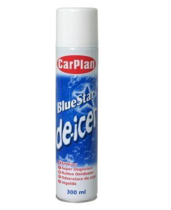 CarPlan Blue Star odmrzovalec stekel, 300 ml