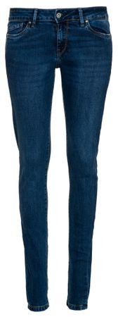 Pepe Jeans jeansy damskie Pixie 27/32, niebieski