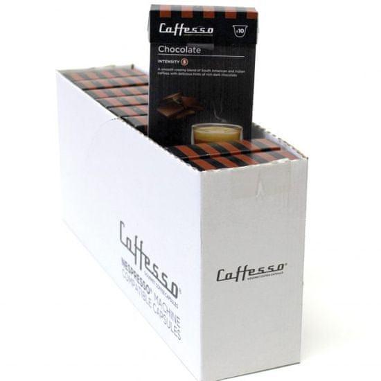 Caffesso Chocolate 100 ks
