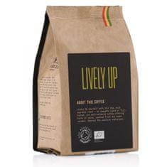 Marley Coffee Lively Up! 227g zrnková (Recyklovatelný obal)