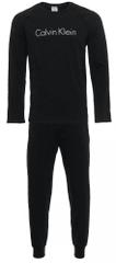 Calvin Klein pizsama NM1782E KNIT L/S PANT SET