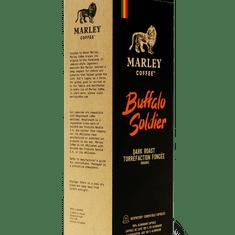 Marley Coffee 100% recyklovatelné kapsle do přístrojů Nespresso - Buffalo Soldier - 10 kapslí