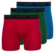 Calvin Klein trojité balenie pánskych boxeriek NB1770A Boxer Brief 3PK