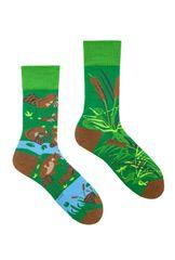 Spox Sox Ponožky Spox Sox - Bobři