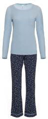Calvin Klein dámske pyžamo QS6141E L/S Pant Set