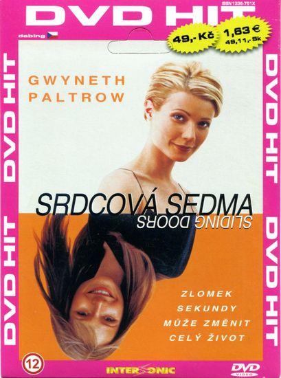 Srdcová sedma - DVD pošetka