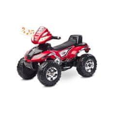 TOYZ Elektrická štvorkolka Toyz Cuatro red Červená