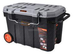Tactix Plastový kufr na kolečkách - TC320314 | Tactix