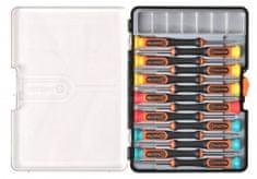 Tactix Sada elektrikářských šroubováků - TC545575 | Tactix