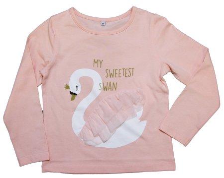 Carodel koszulka dziewczęca 104 różowa