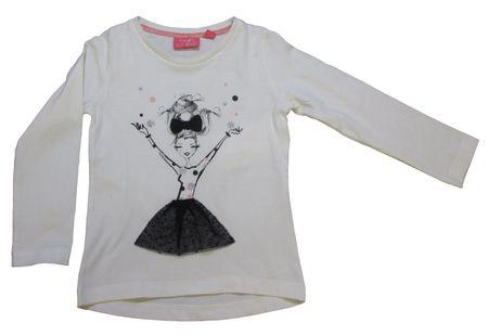 Carodel lány póló, 140, fehér