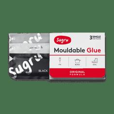 Sugru Sugru Černá Bílá Šedá 3x5g Original Retail EN Pack