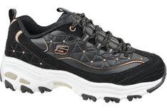Skechers D'Lites 13087-BKRG 38 Czarne