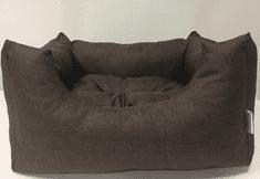 Petee Pelech LUX Brown 70cm x 60cm