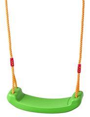 Woody Houpačka plastová-sedák, zelený