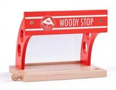 """Woody Příslušenství k dráze """"Vlaková zastávka"""""""
