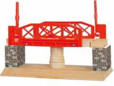 Woody Woody Příslušenství k dráze - otáčecí most