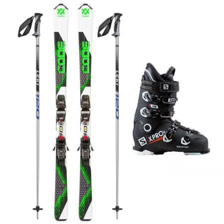 Atomic Půjčení lyžařského setu (lyže 170 cm, boty 26.5, hůlky: 125 cm)
