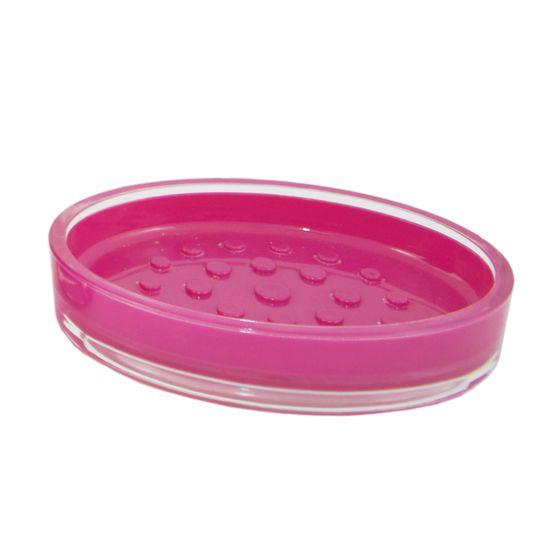 GRUND Mýdlenka, NICO miska na mýdlo, fialová