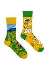 Spox Sox Ponožky Spox Sox - Čaj