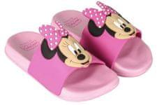 Disney dívčí pantofle MINNIE 2300004327