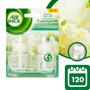 2 - Air wick Fehér virágok utántöltő illatosító, 2 x 19 ml