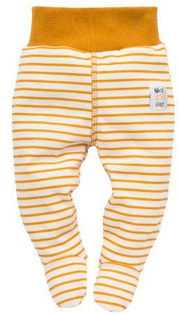 Pinokio lány rugdalózó nadrág NICE DAY, 68, sárga
