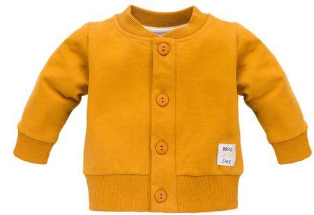 Pinokio gyermek kabát NICE DAY, 86, sárga
