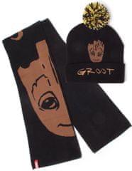 Čapica so šálom Guardians of the Galaxy - Groot
