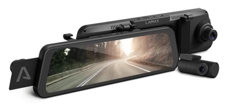 LAMAX S9 GPS Dual (z radarskim poročanjem) - Odprta embalaža