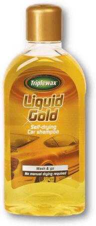 Triplewax Liquid Gold avto šampon, 1 L