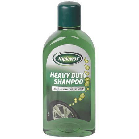 CarPlan Triplewax Heavy Duty avto šampon, 1 L