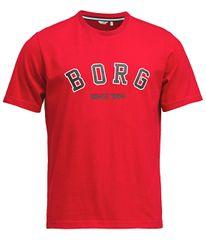 Björn Borg Pánske tričko Tee Borg Sport 1941-1064-40441 Jester Red