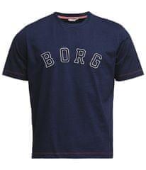 Björn Borg Pánske tričko Tee Denim 1941-1085-72371 Denim Unwashed