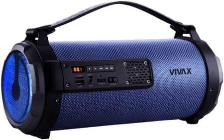 Vivax Vox BS-101 prenosni Bluetooth zvočnik, modra