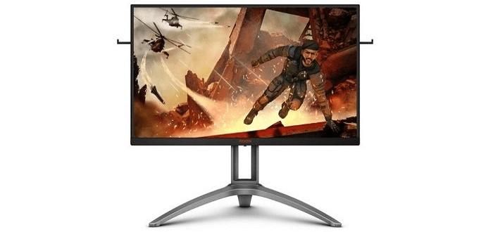 herní monitor AOC AG273QXP (AG273QXP) vysoké rozlišení QHD 165 Hz FreeSync 2