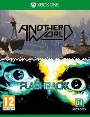 Microids Another World / Flashback komplet dvije igre (Xbox One)