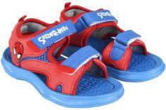 Disney chlapecké sandály SPIDERMAN 2300004400
