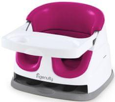 Ingenuity Podsedák na jedálenskú stoličku 2v1 Baby Base 6m+, do 22 kg