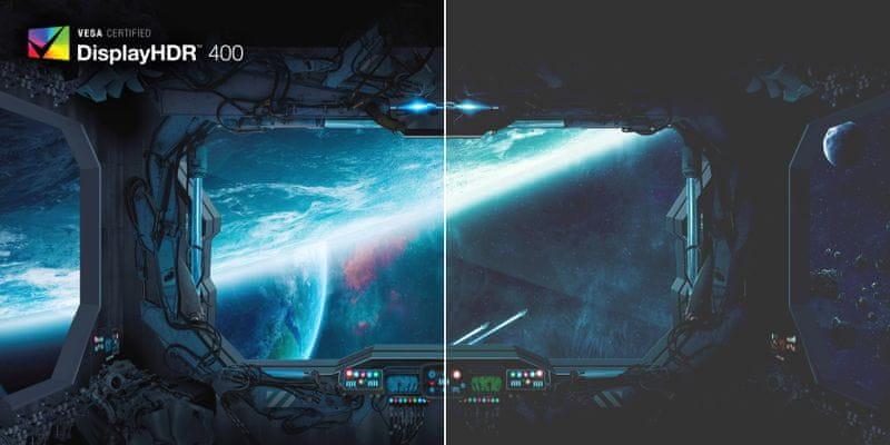 herní monitor Acer Nitro XV272UPbmiiprzx (UM.HX2EE.P01) HDR vysoký kontrast realismus