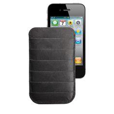 Lexon Pouzdro AIR pro iPhone 4, černá