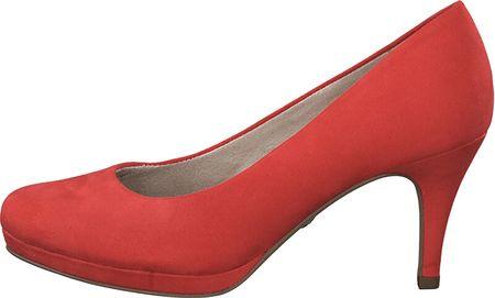 Tamaris Női alkalmi cipő1-1-22464-24-686 Fire (méret 36)