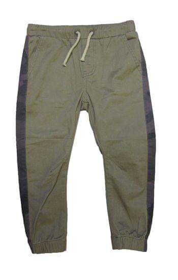 Carodel chlapčenské nohavice 92 zelená