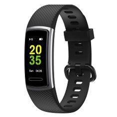 NEOGO SmartBand D52, fitness náramok, čierny