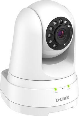 Zewnętrzna kamera IP D-Link DCS-8525LH, rozdzielczość Full HD, noktowizor, zoom, panoramiczna, szerokokątna, bez zniekształceń